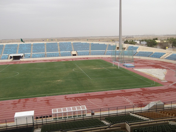 Prince Abdullah bin Jalawi Sports City Stadium