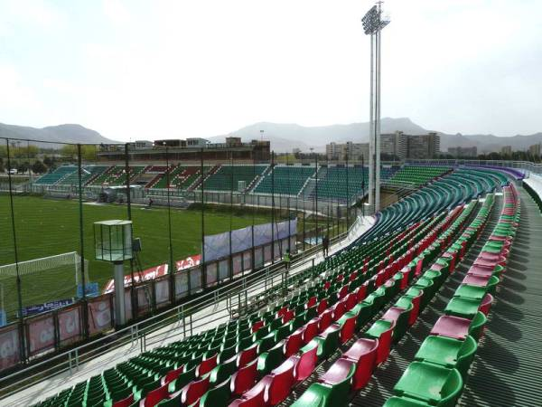 Fol?d Shahr Stadium