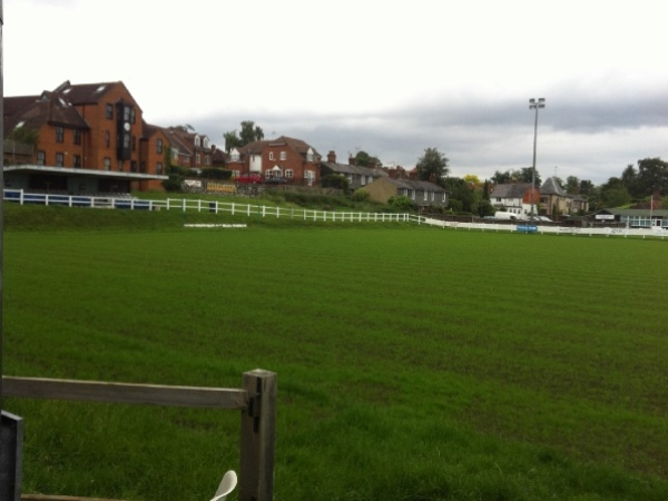 The Memorial Ground Farnham