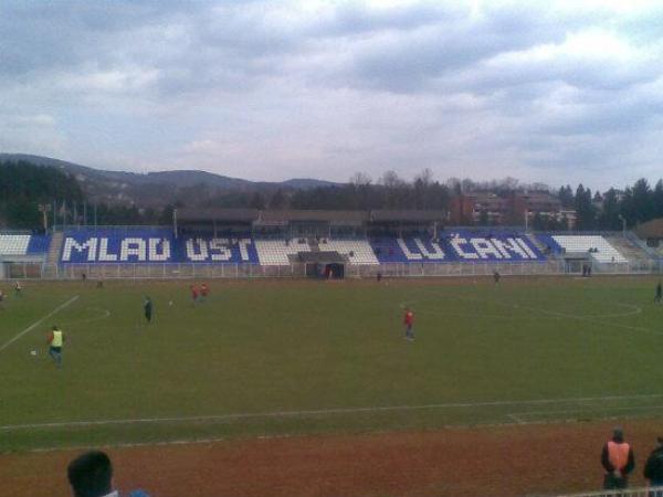 Stadion Mladosti u Lu?anima