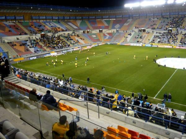 Teddi Malcha Stadium