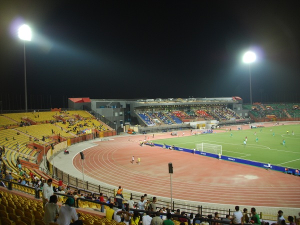 Al Salam Stadium (Cairo Military Production Stadium)