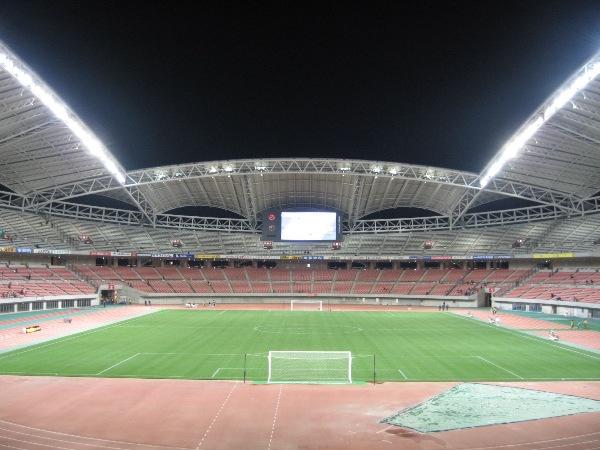 Tohoku Denryoku Big Swan Stadium