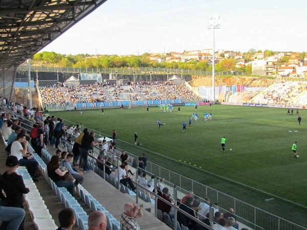 Nogometno igralište Rujevica