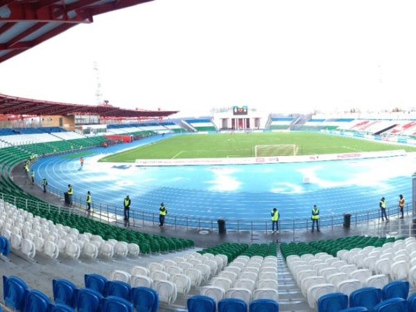 Stadion Neftyanik