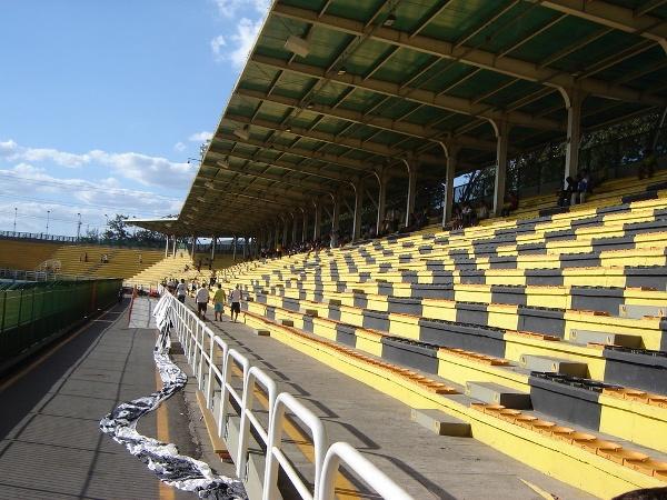Estádio General Sílvio Raulino de Oliveira