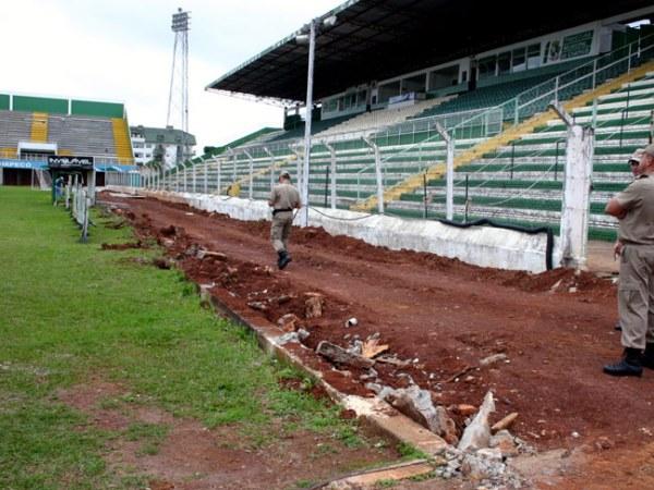 Estádio Regional Índio Condá