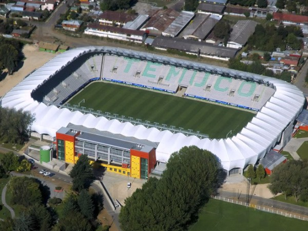 Estadio Municipal Bicentenario Germán Becker