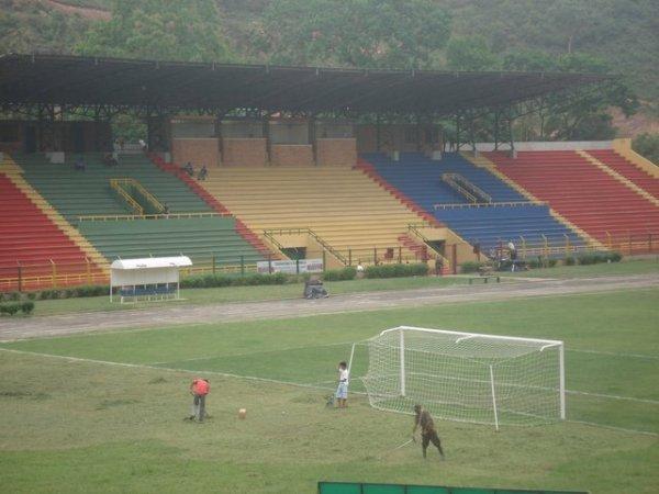Estadio Álvaro Gómez Hurtado