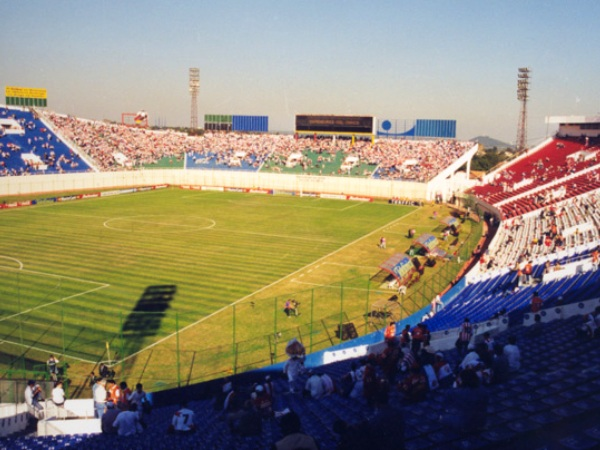 Estadio Defensores del Chaco