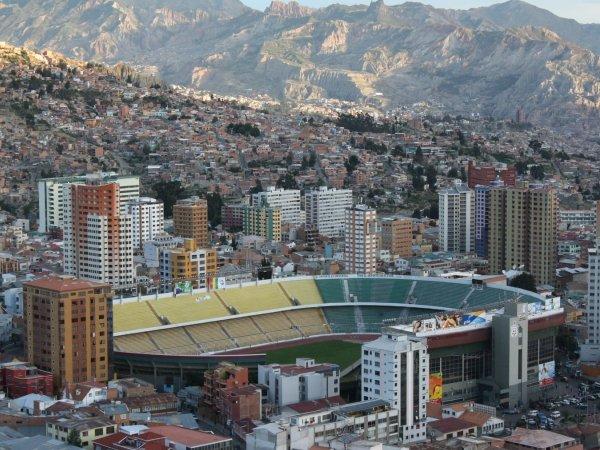 Estádio Do Club Bolívar