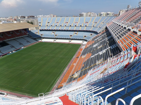 Estadio de Mestalla