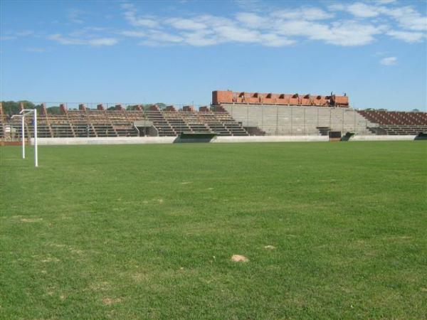 Estadio del Deportivo Capiatá