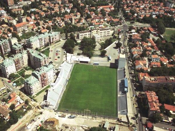 Stadion Miloš Obili?