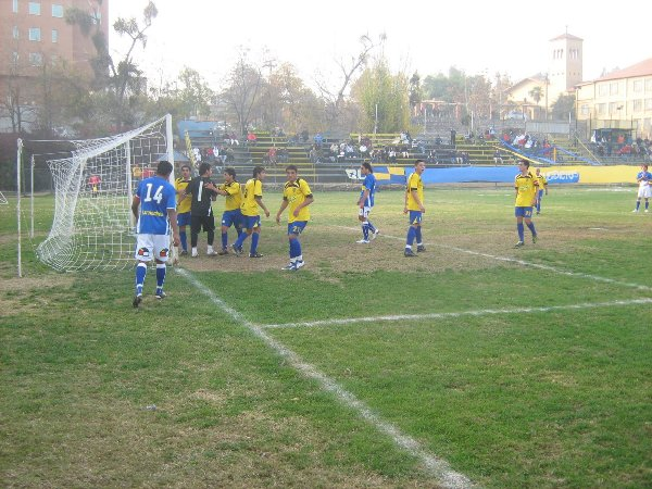 Estadio Deportivo Barnechea
