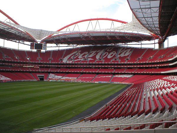 Estádio do Sport Lisboa e Benfica (da Luz)