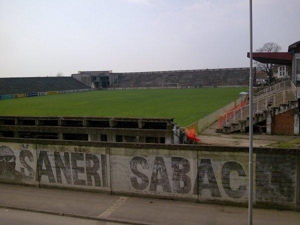 Stadion FK Ma?va