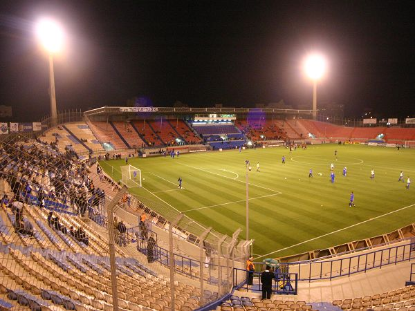Bloomfield Stadium