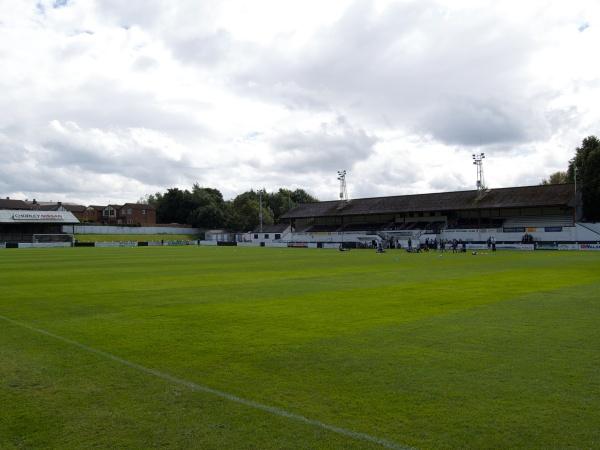 The Chorley Group Victory Park Stadium