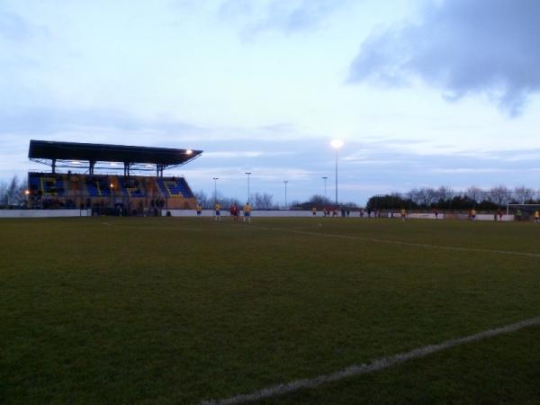 The Genix Healthcare Stadium