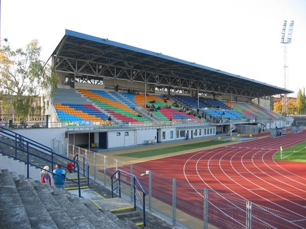 M?stský stadion - Vítkovice Aréna