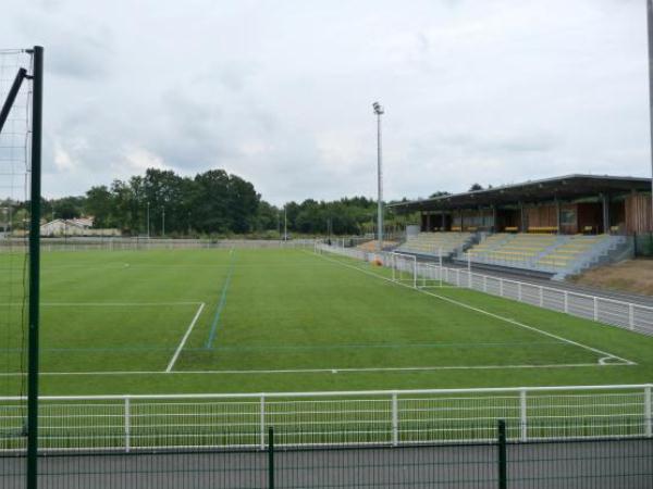 Stade des Échalonnières