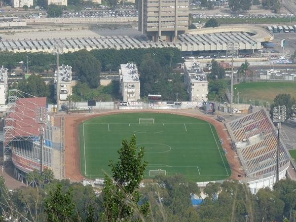Kiryat Eli'ezer Stadium
