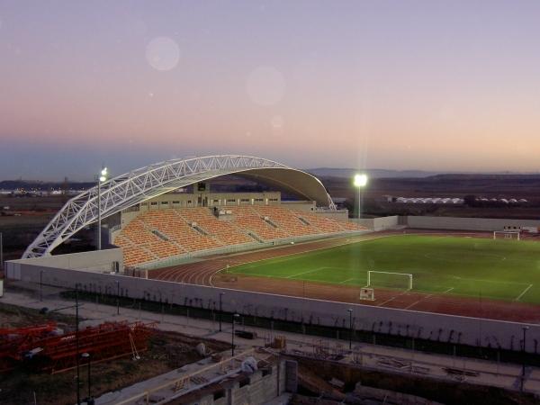 Estadio El Mazo