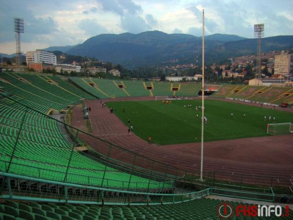 Olimpijski Stadion Asim Ferhatovi? Hase