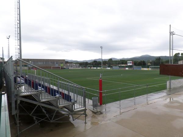 Estadio Municipal de Llagostera